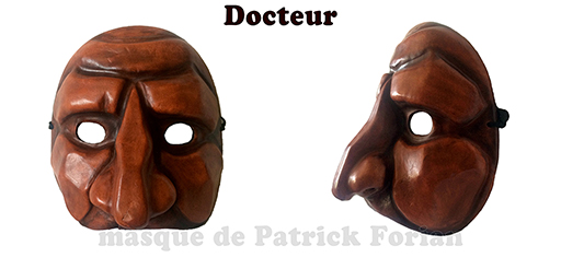 Mask of the Doctor