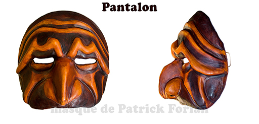 mask of Pantalon